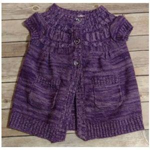 🎉HP🎉 (24M) Purple Sweater